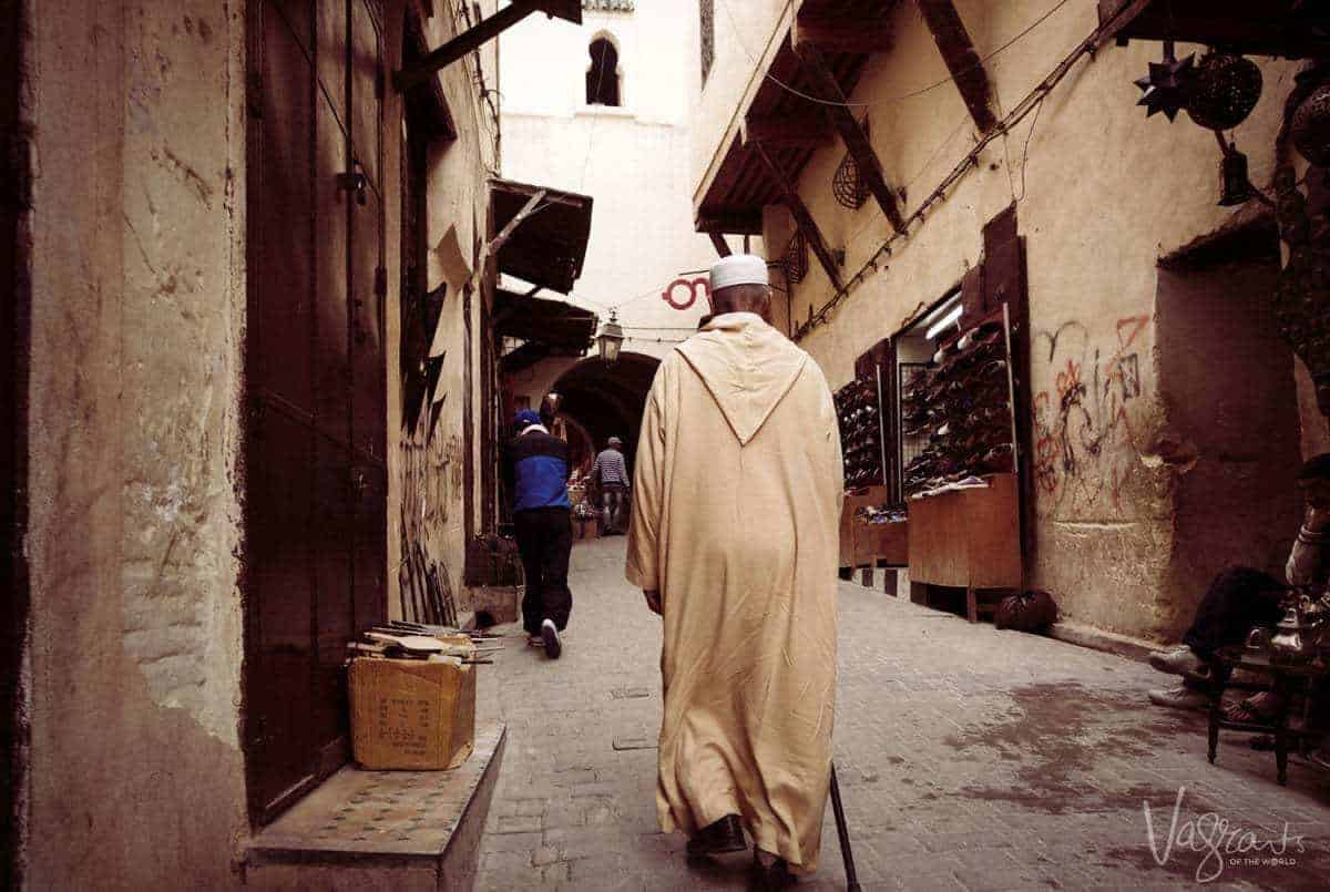 Beware False Guides in the Medina