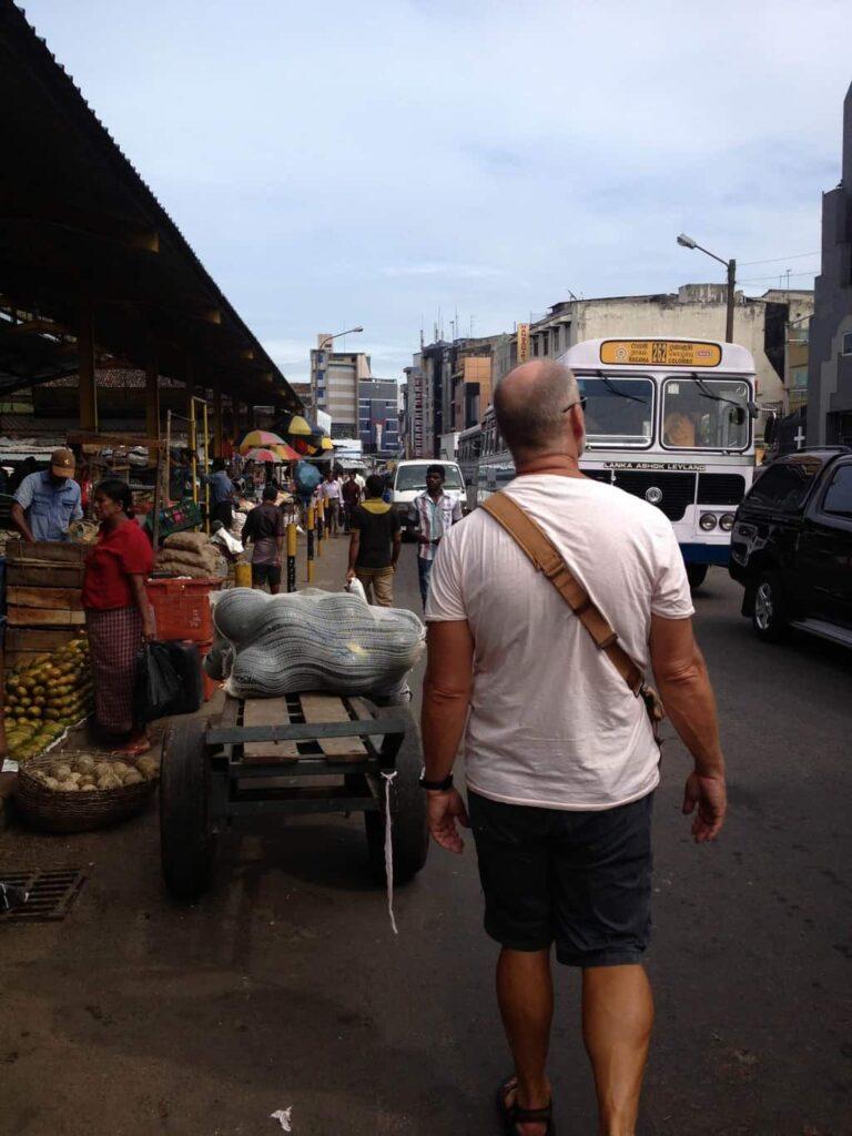 Markets Colombo Sri lanka