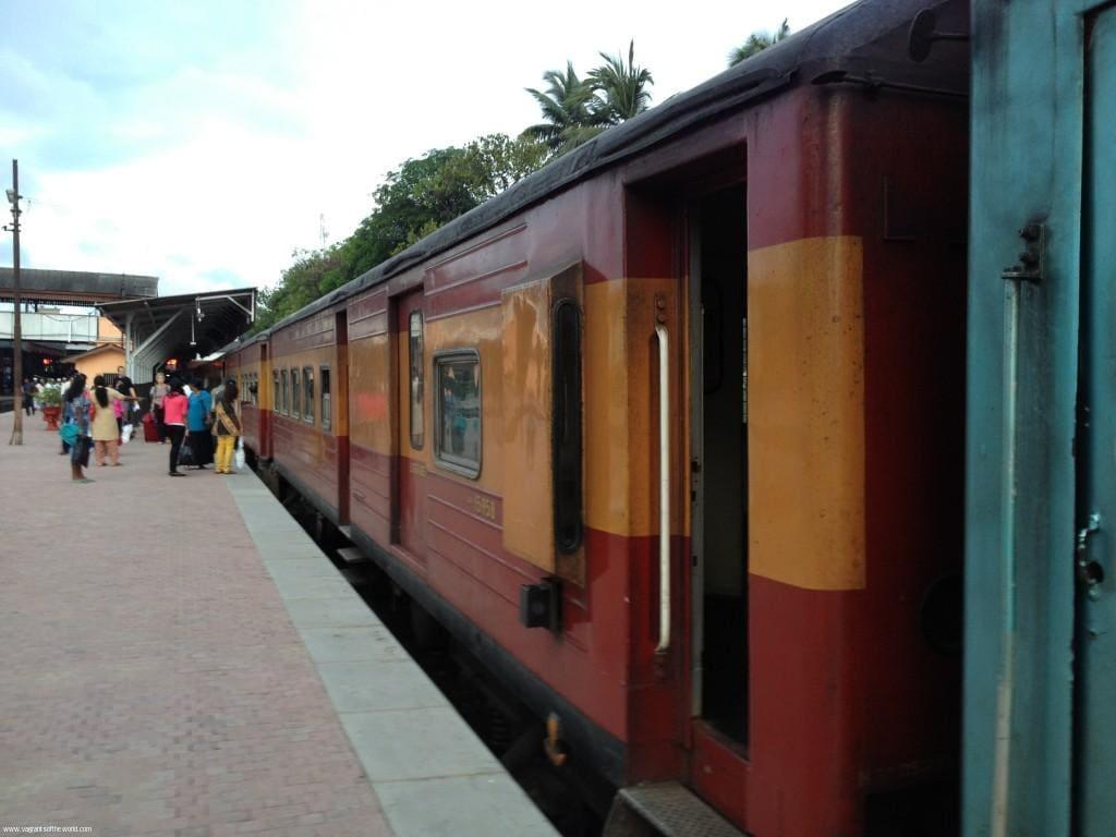 Sri Lanka - Trains