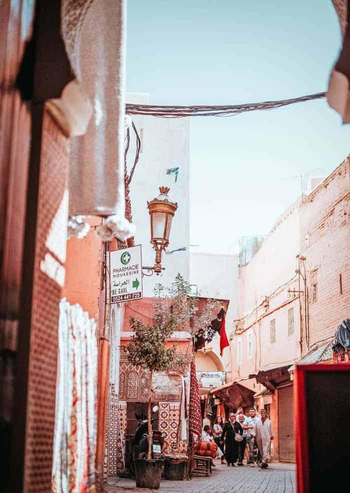 Medina Morocco
