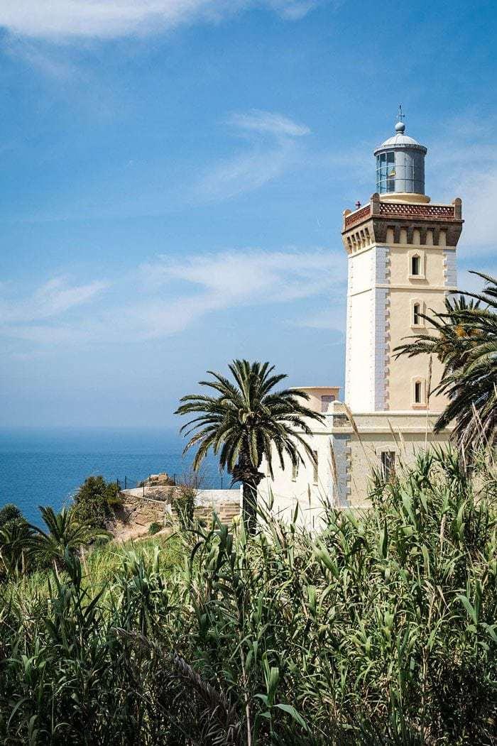 Cape Spartel Tangier Morocco