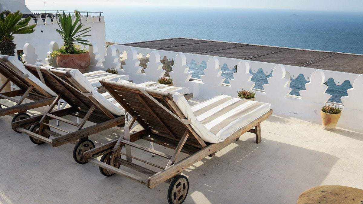 Luxury Hotels Tangier Morocco