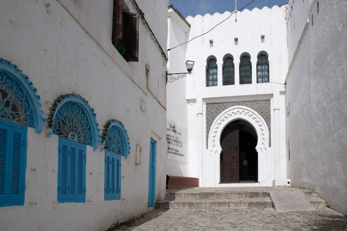 Musee de la Kasbah Tangier Morocco