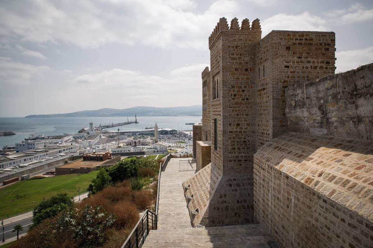 Bab Haha Gate Tangier Morocco