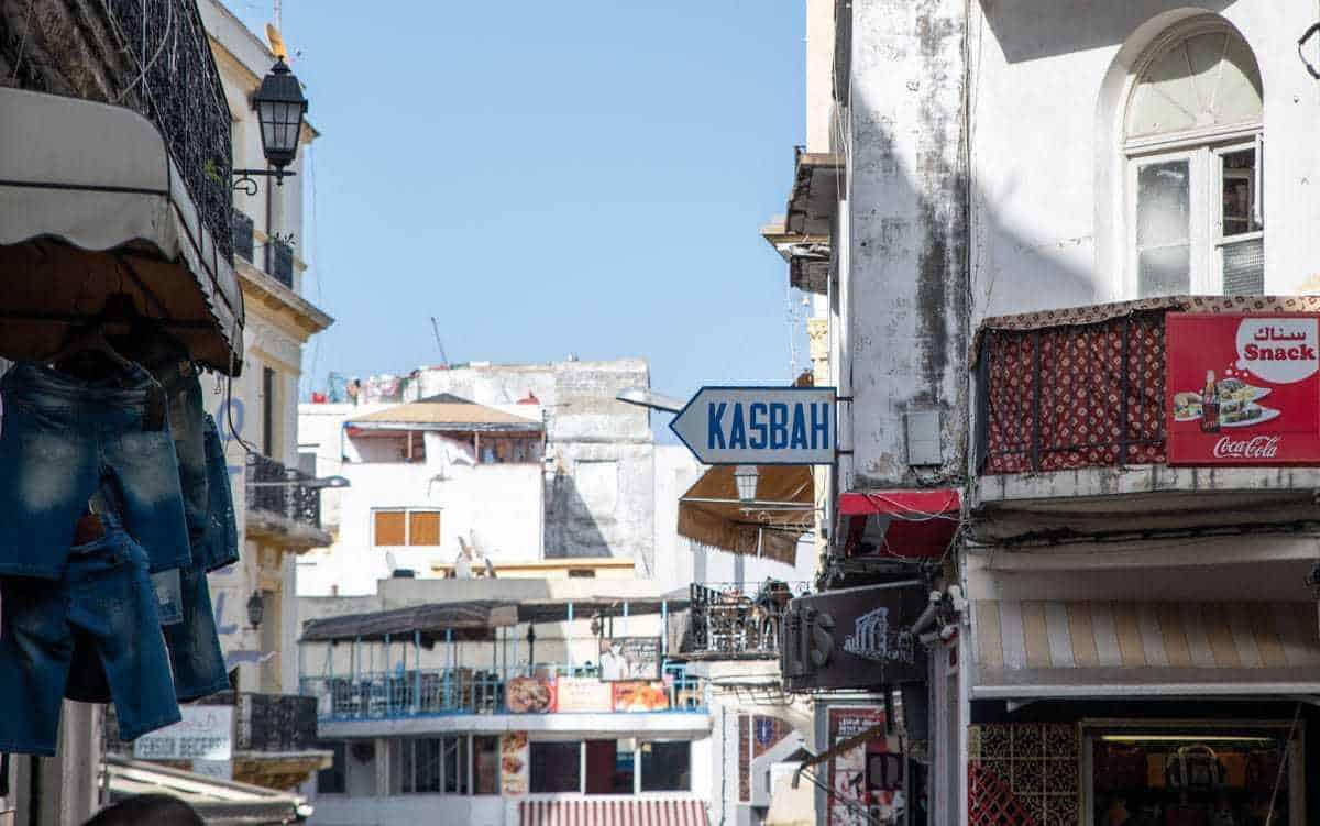 Tangier Kasbah Morocco