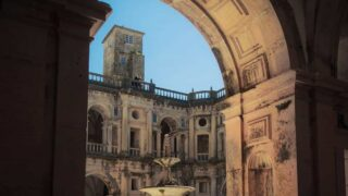Tomar Portugal and The Knights Templar.