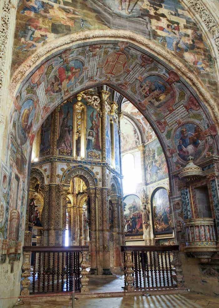 Tomar Portugal and The Knights Templar  | Vagrants Of The