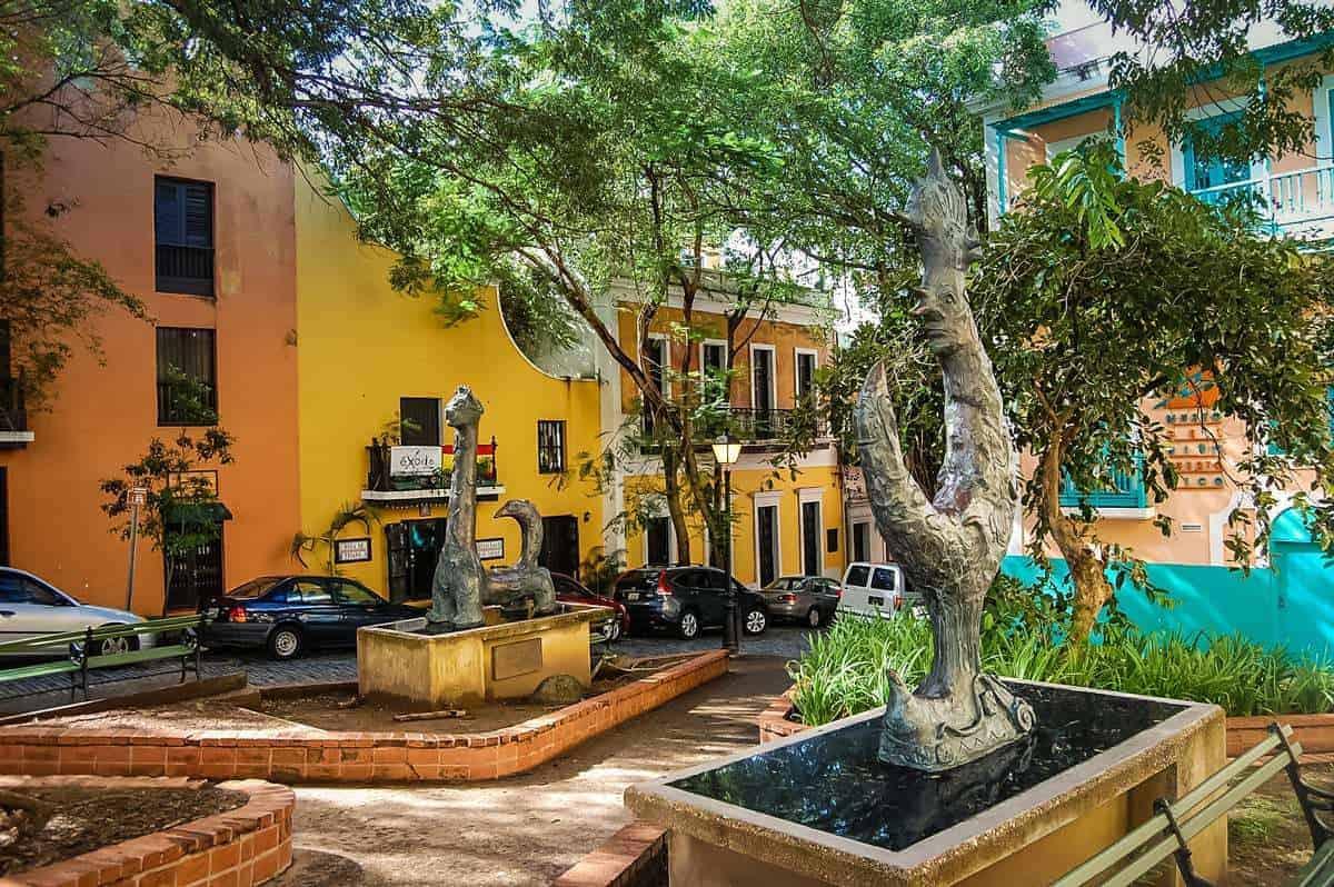 Best Puerto Rican Food In Old San Juan