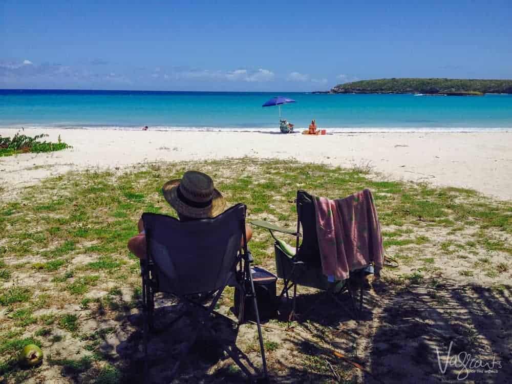 Caracas Beach Vieques Island