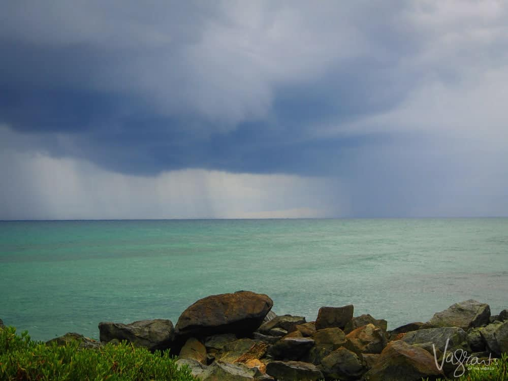 Storms on Vieques Island