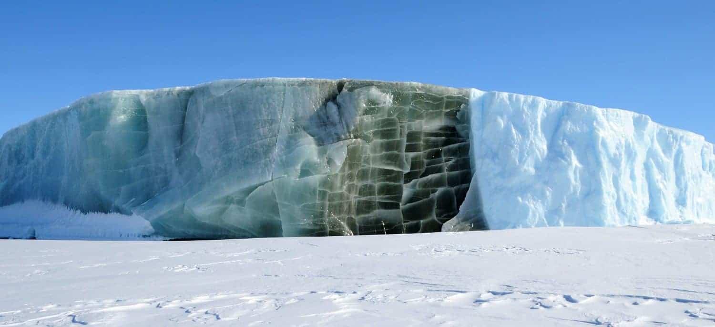 Jade Ice Berg, Antarctica
