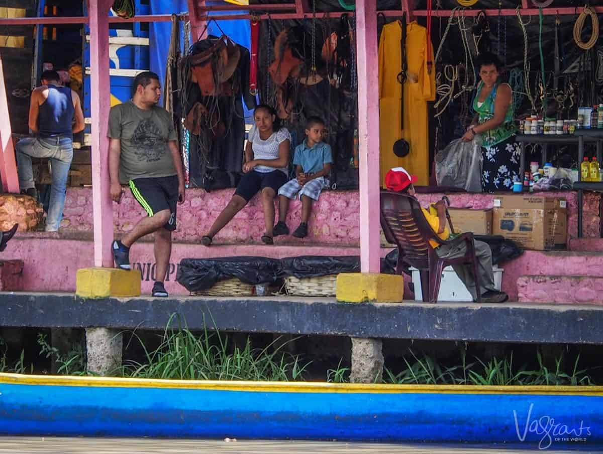 Travelling From San Carlos To El Castillo   Rio San Juan Nicaragua