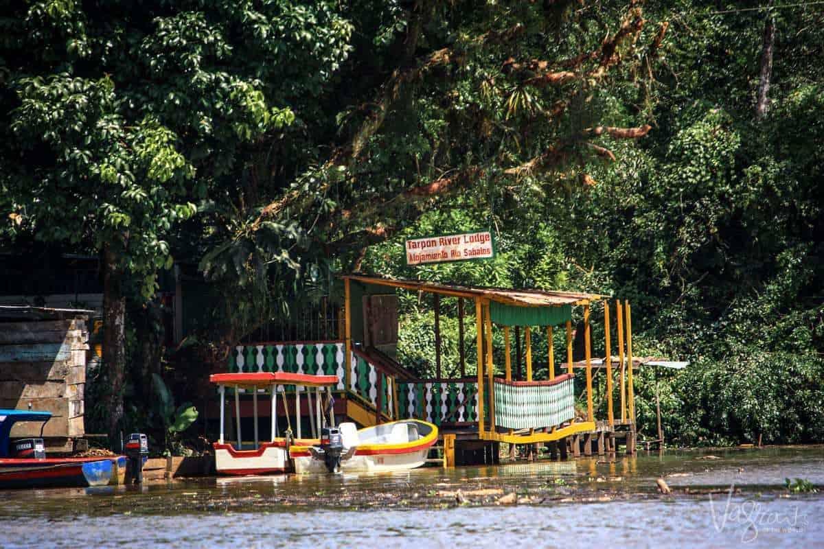 Travelling from San Carlos to El Castillo - Rio San Juan Nicaragua