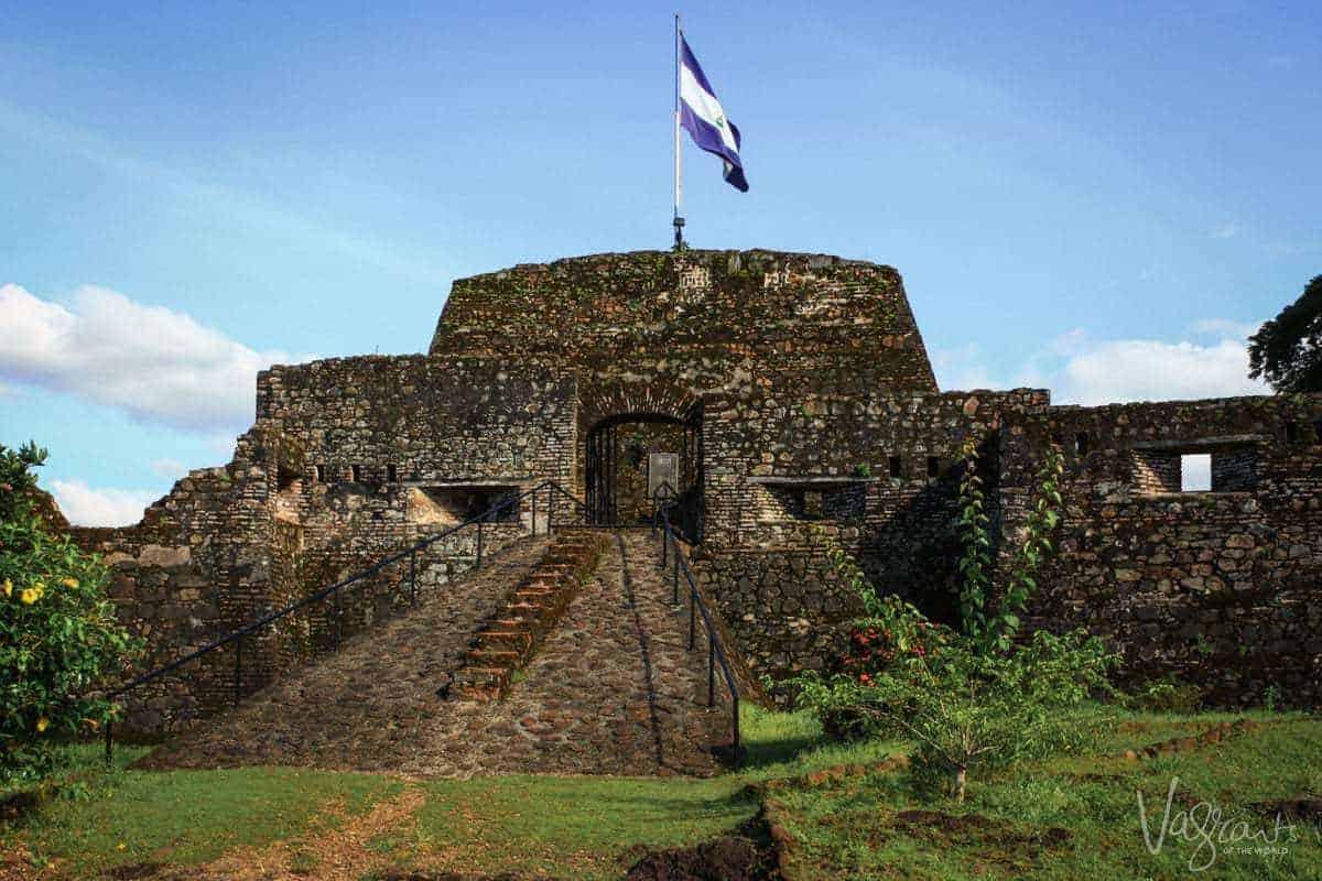 El Castillo - Rio San Juan Nicaragua