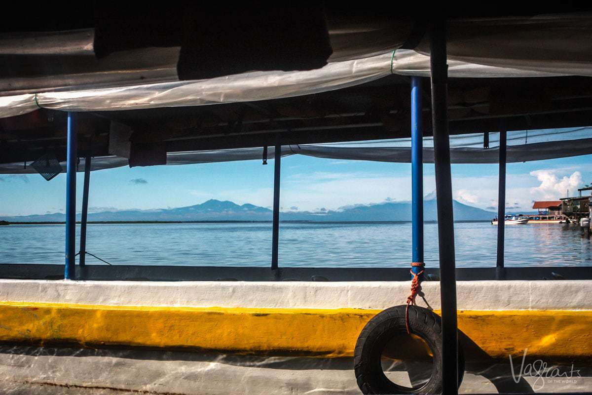 San Carlos on the Rio San Juan Nicaragua
