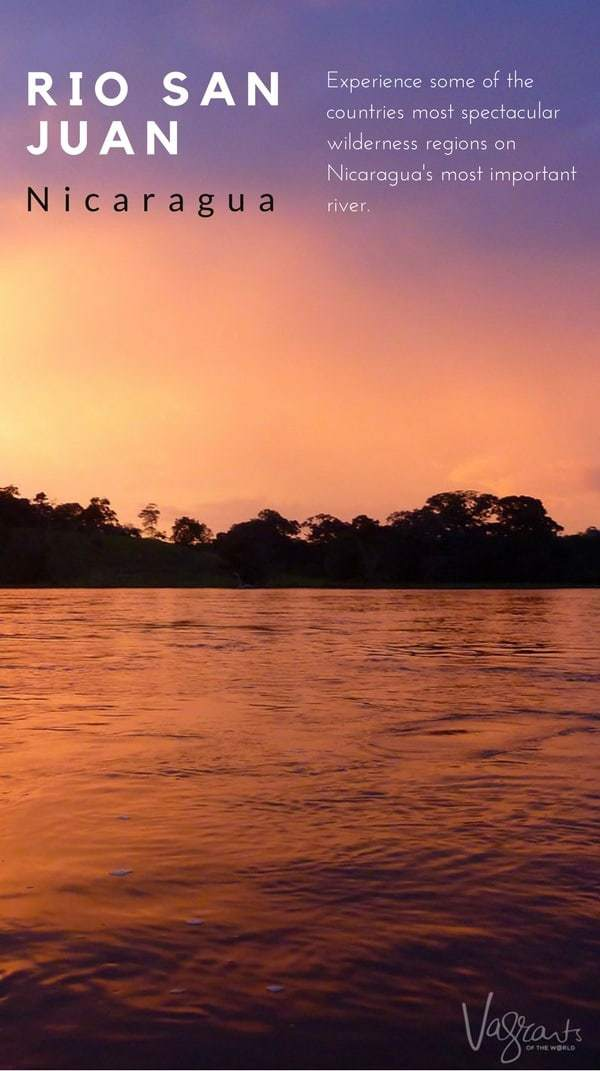 The Great Rio San Juan, Nicaragua. Experience some of the countries most spectacular wilderness regions and life on Nicaragua's most important river.