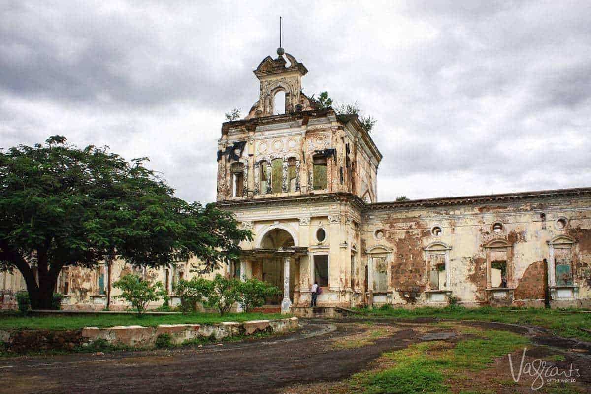 Things to See in Granada Nicaragua - Hospital San Juan de Dios