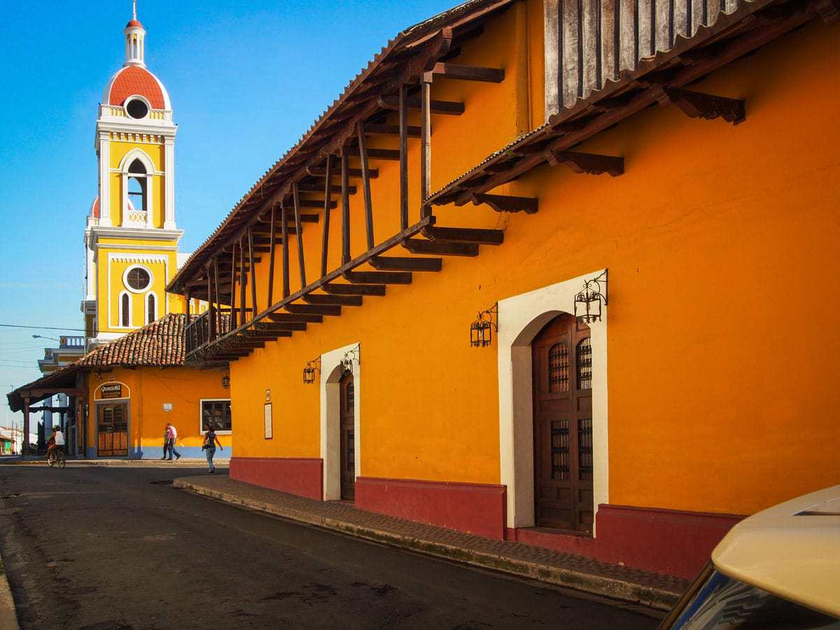 Things to do in Granada Nicaragua - the Granada Cathedral