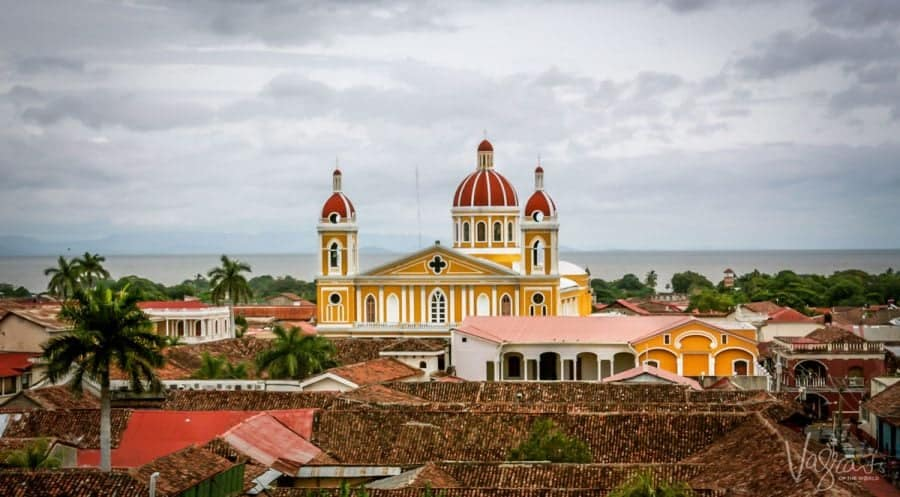 Things to do in Granada Nicaragua - Climb the bell tower at Iglesia La Merced