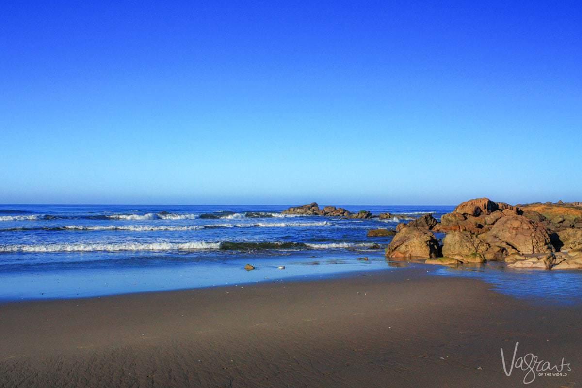 Beaches near Leon Nicaragua - Las Peñitas Beach