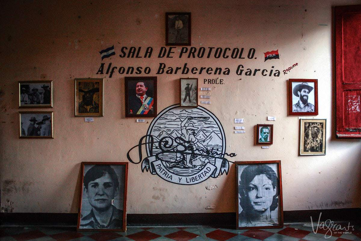 What to do in Leon Nicaragua - Visit The Revolution Museum