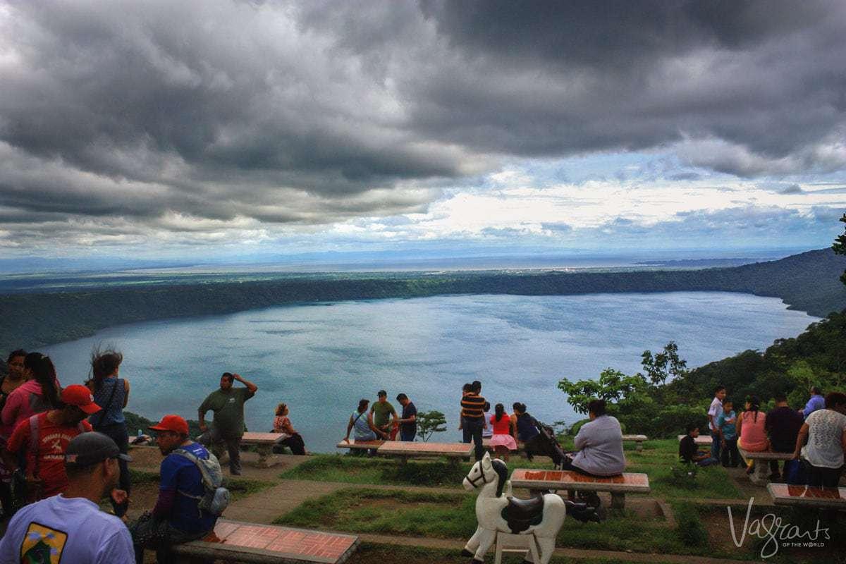 Laguna de Apoyo, Catarina Nicaragua