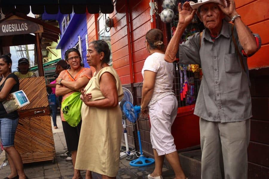 One day In Granada Nicaragua