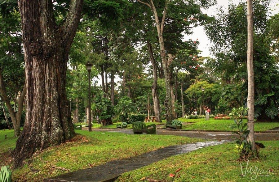 Central Park San Jose Costa Rica