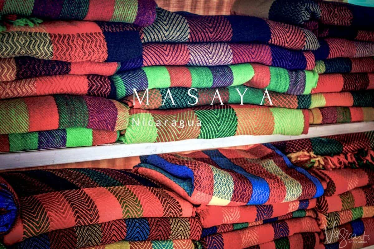 Masaya Markets Nicaragua