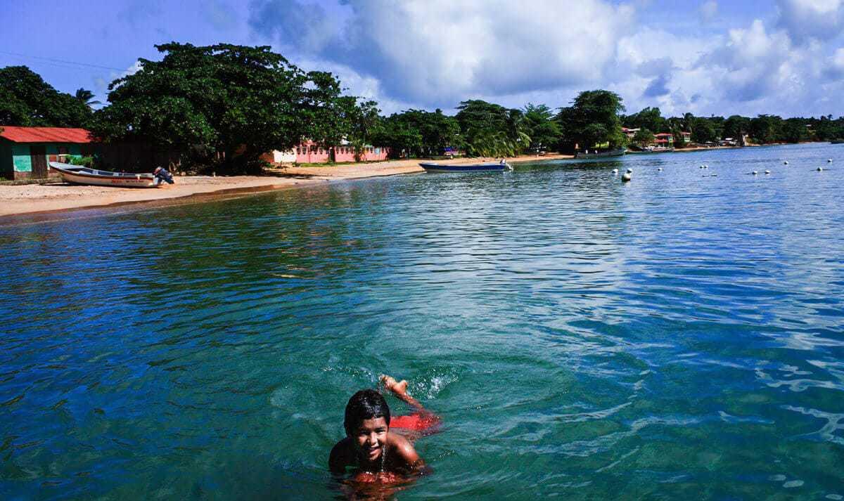 The Corn Islands-Nicaragua