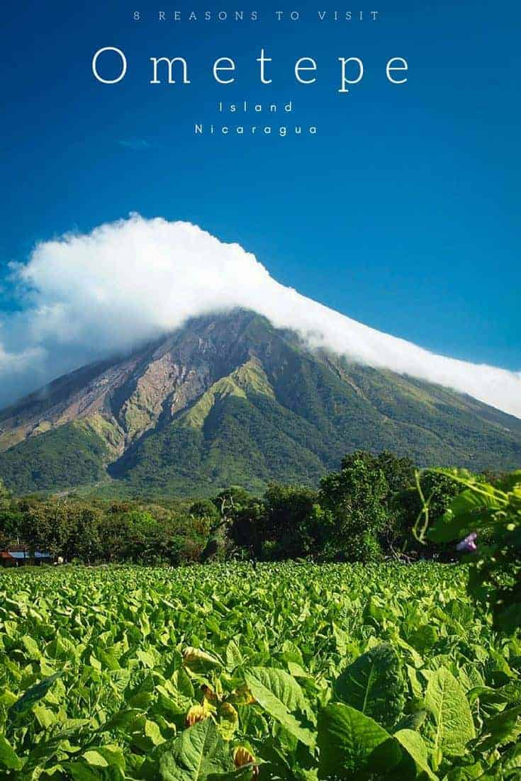 Best things to do on Ometepe Island Nicaragua - Adventure, nature reserves, rainforests, diverse wildlife populations, beautiful beaches, crystal clear fresh water pools, archaeological sites and friendly hospitality that is specifically 'Ometepe'.