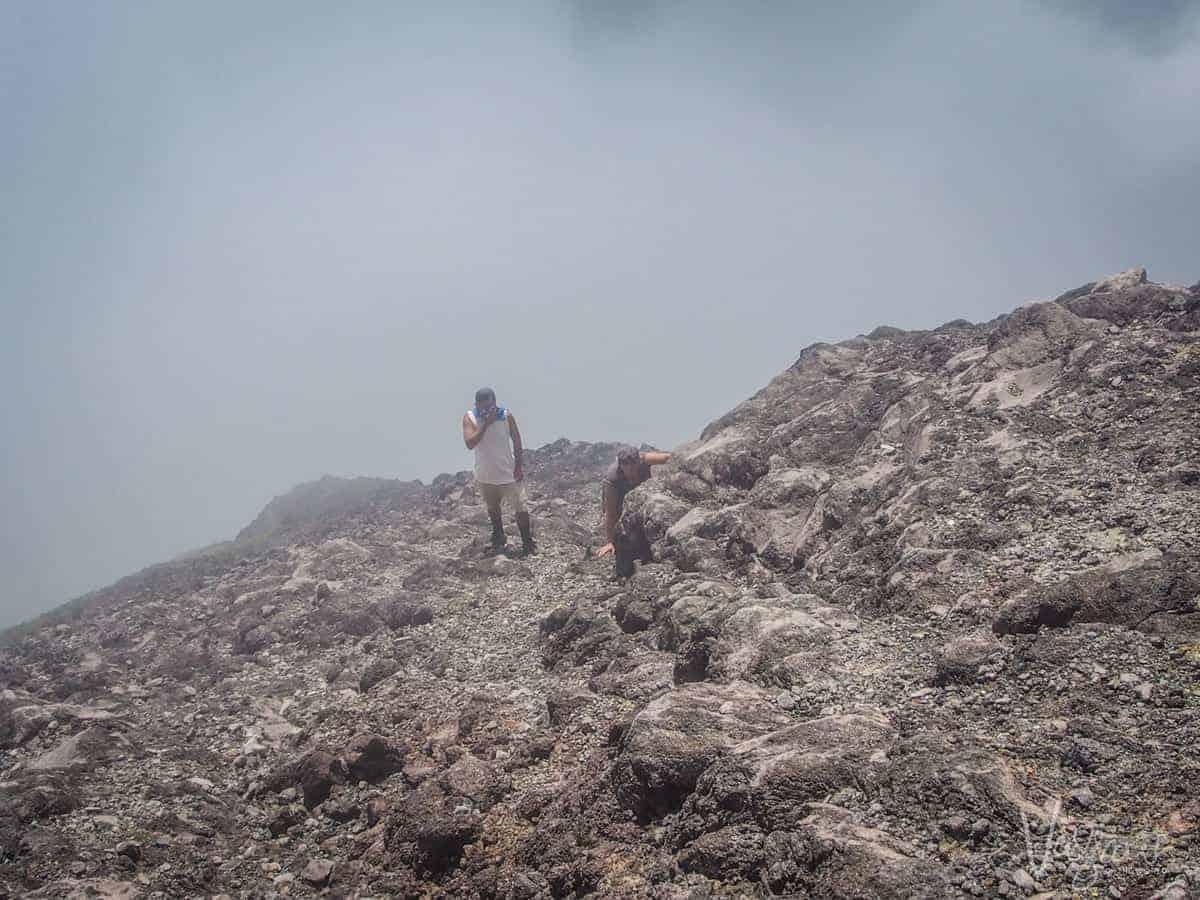 Climbing Volcán Concepción, Ometepe Island Nicaragua