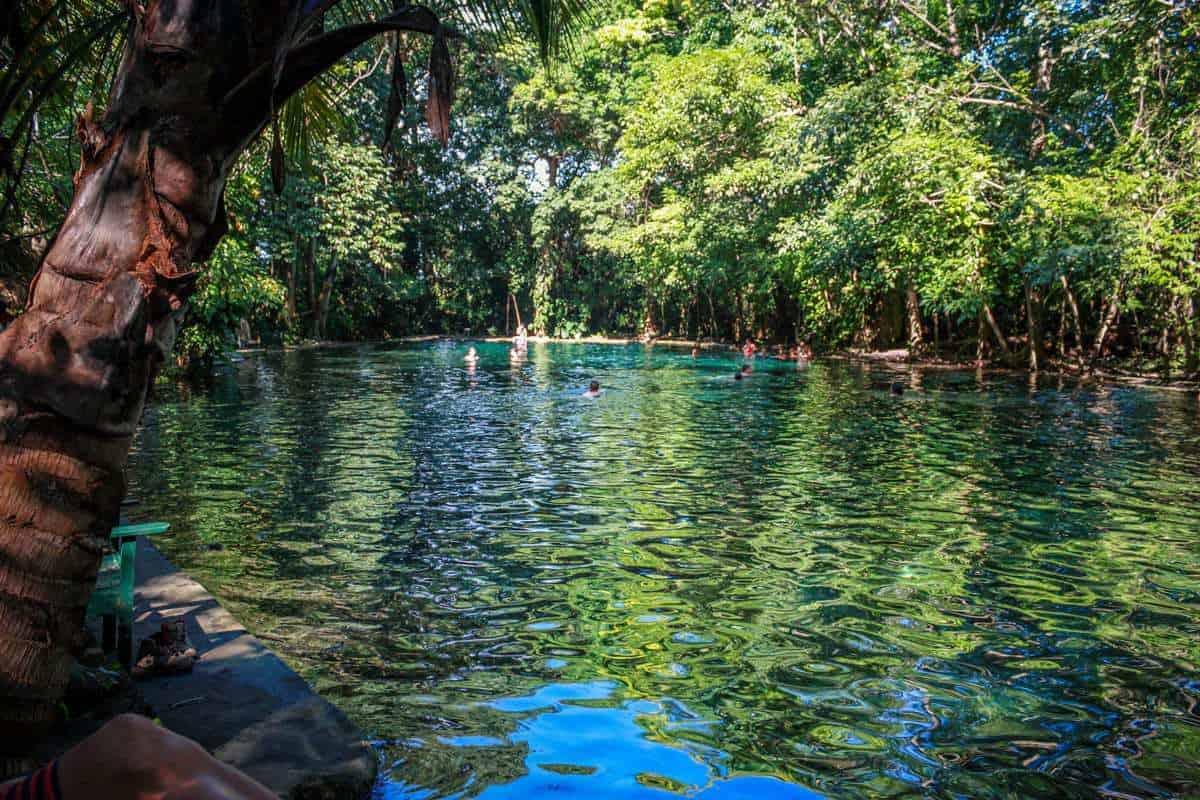 Ojo de Agua, Ometepe Island Nicaragua
