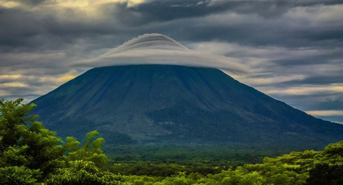 Volcan Conception Ometepe Island Nicaragua