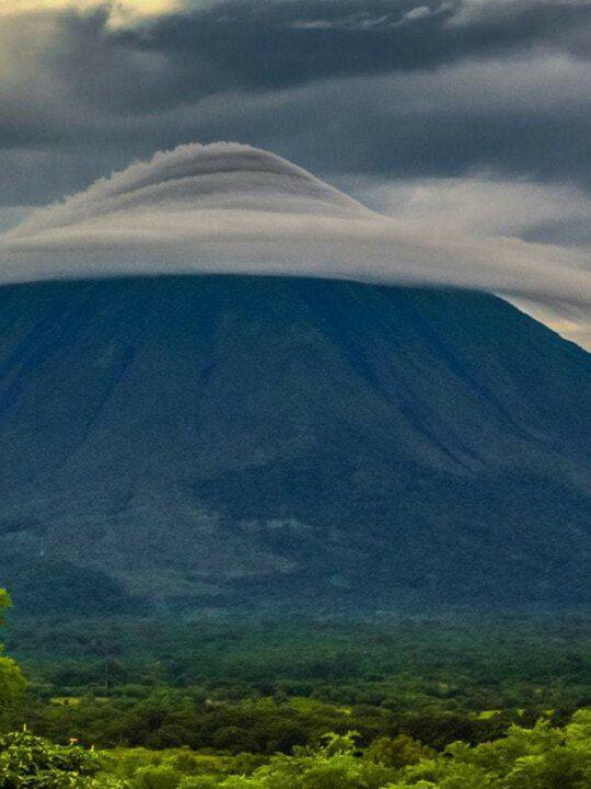 Volcan Conception Ometepe Island Nicaragua