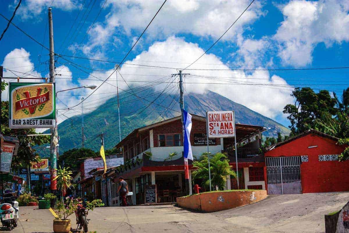 Moyogalpa Ometepe Island Nicaragua