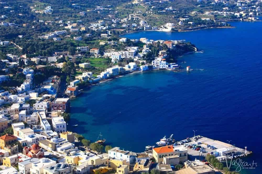 Agia Marina Leros Island Greece