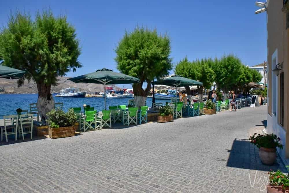Agia Marina Leros Greece
