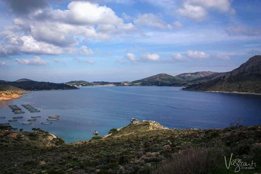 Lakki Harbour Leros Island