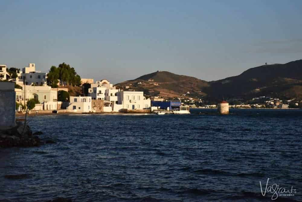 Leros island Greece
