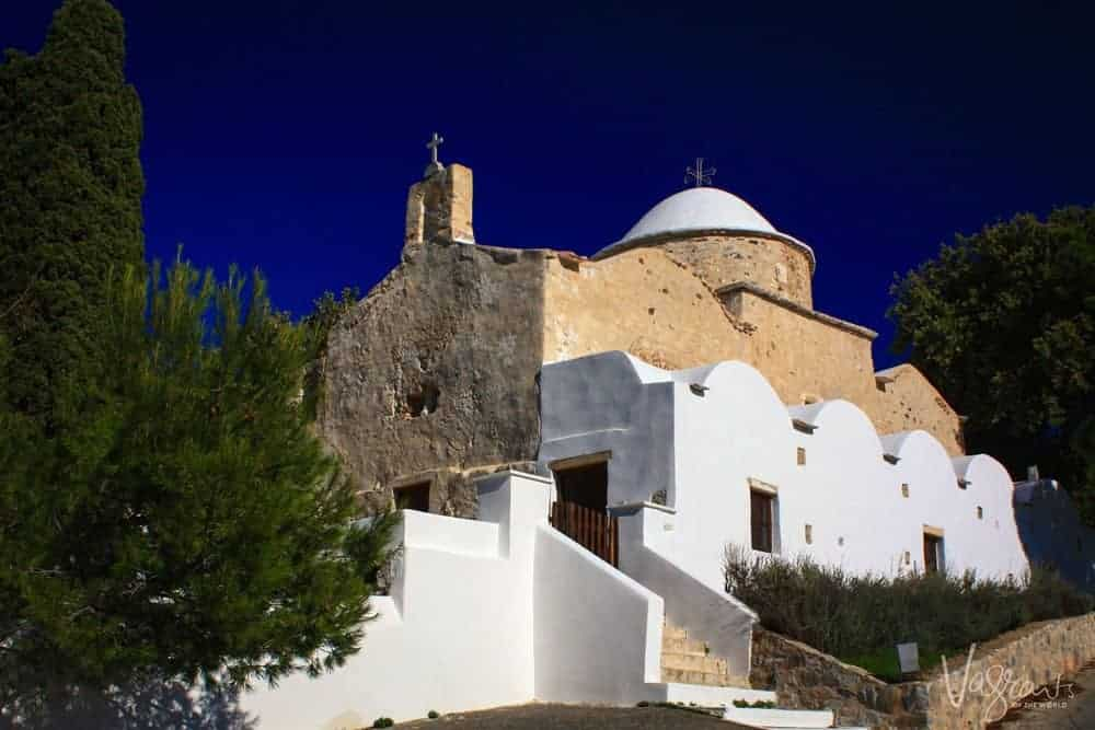 St John The Theologian Church Leros Greece