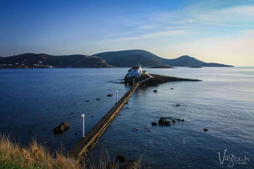 Agios Isidoros Church Leros Island