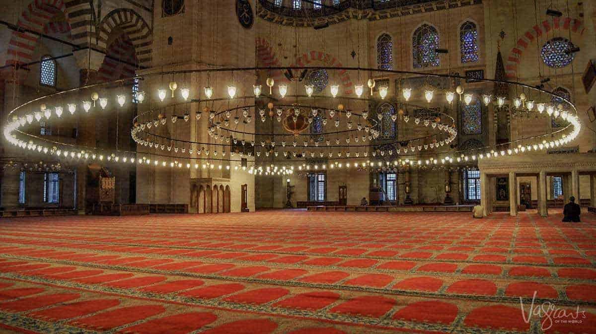 Süleymaniye Mosque, Istanbul Turkey