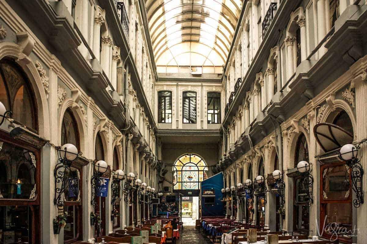 Cité de Péra Istanbul - A locals guide to Istanbul