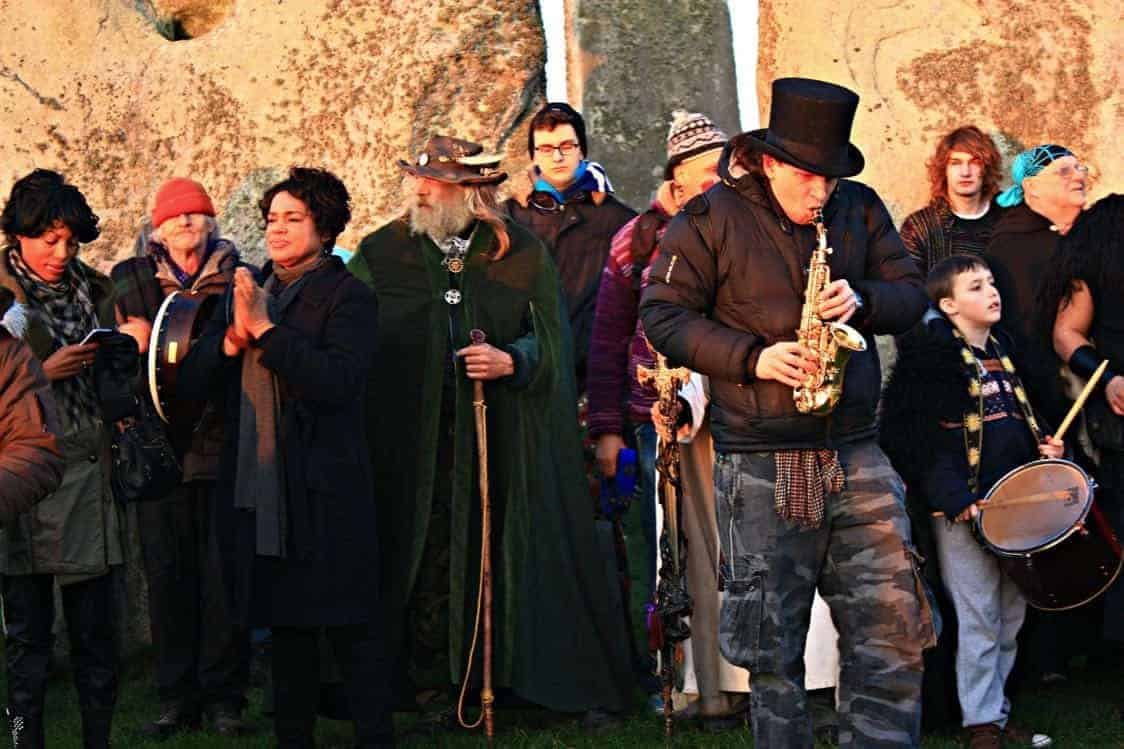 Stonehenge Spring Equinox Celebrations