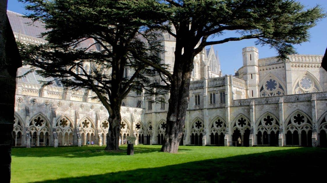 Salisbury Cathedral UK