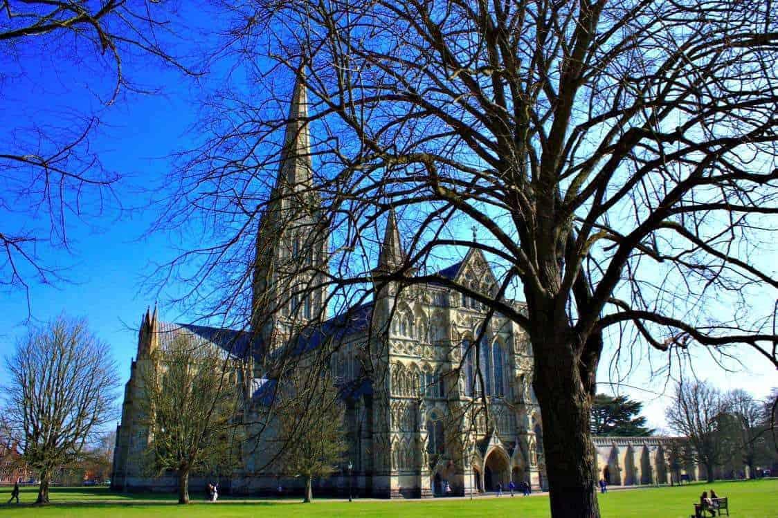 Salisbury, England UK48