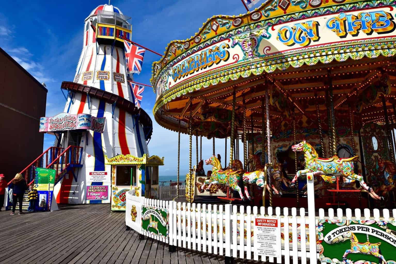 Brighton Pier Carousel