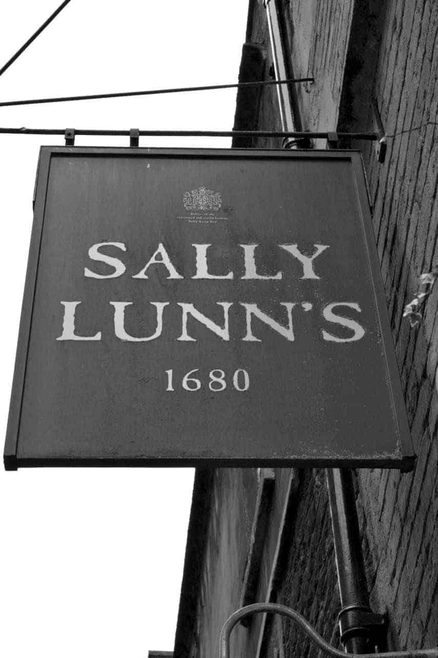Sally Lunns, Bath England