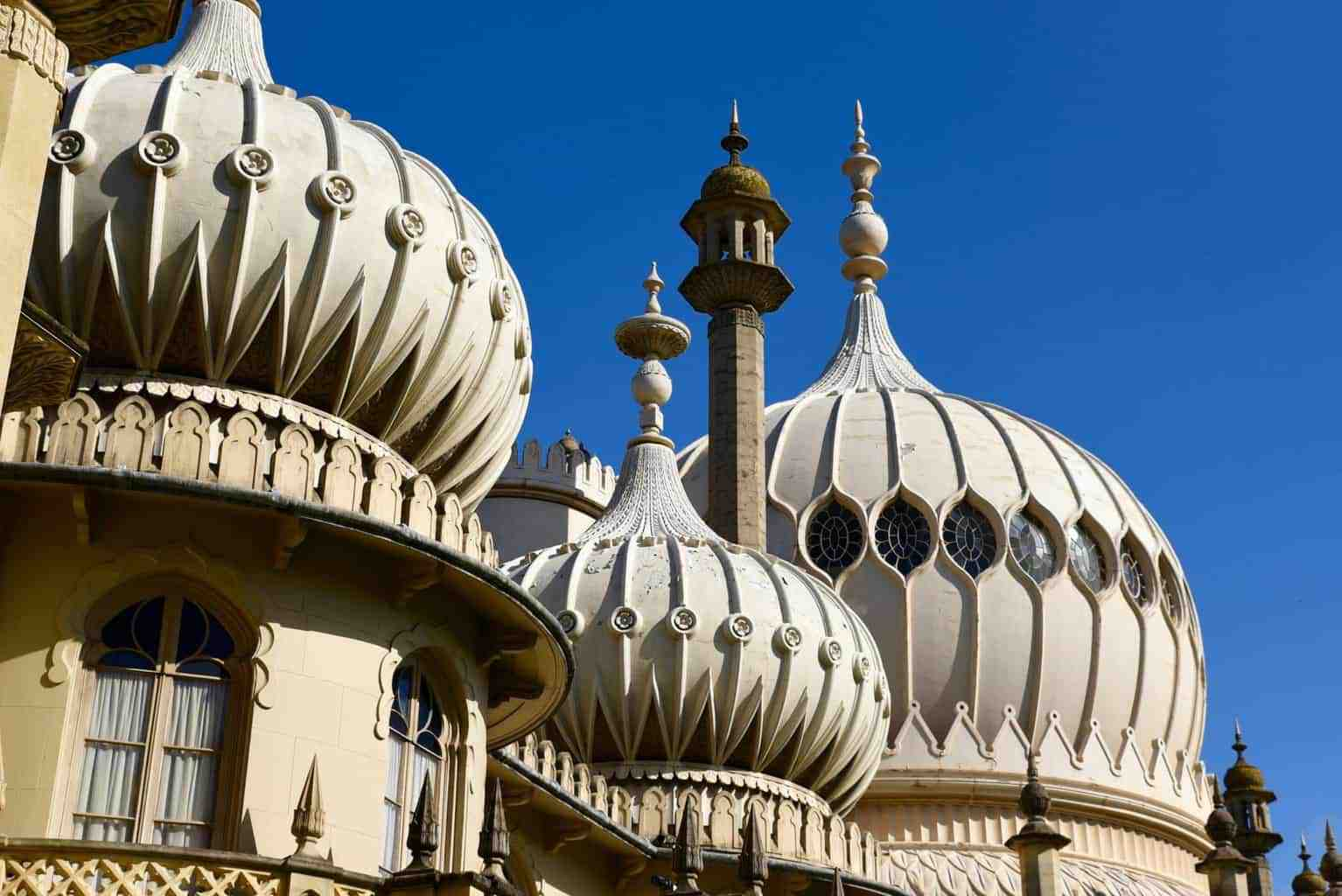 The Royal Pavillion, Brighton England1